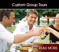 Custom Group Tours of San Francisco - Click Here!